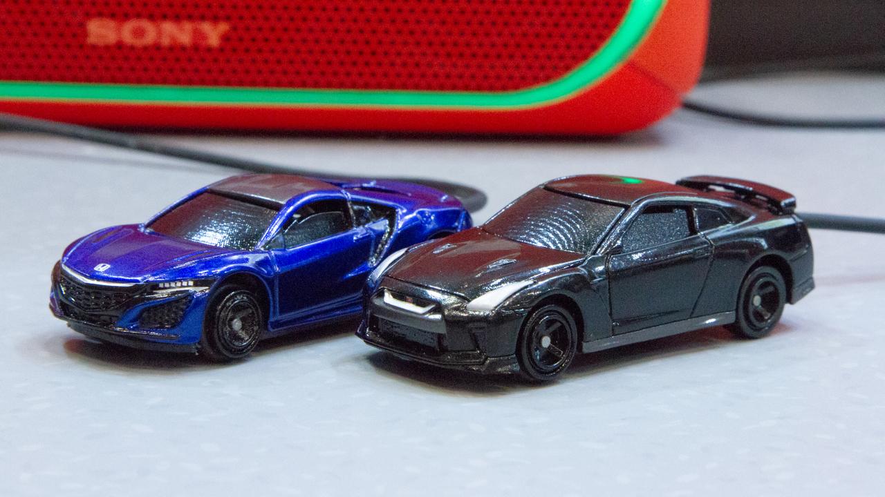 2018年の最新「トミカ4D」は実車のエンジン音が鳴る。大人の心もガッチリと #東京おもちゃショー2018