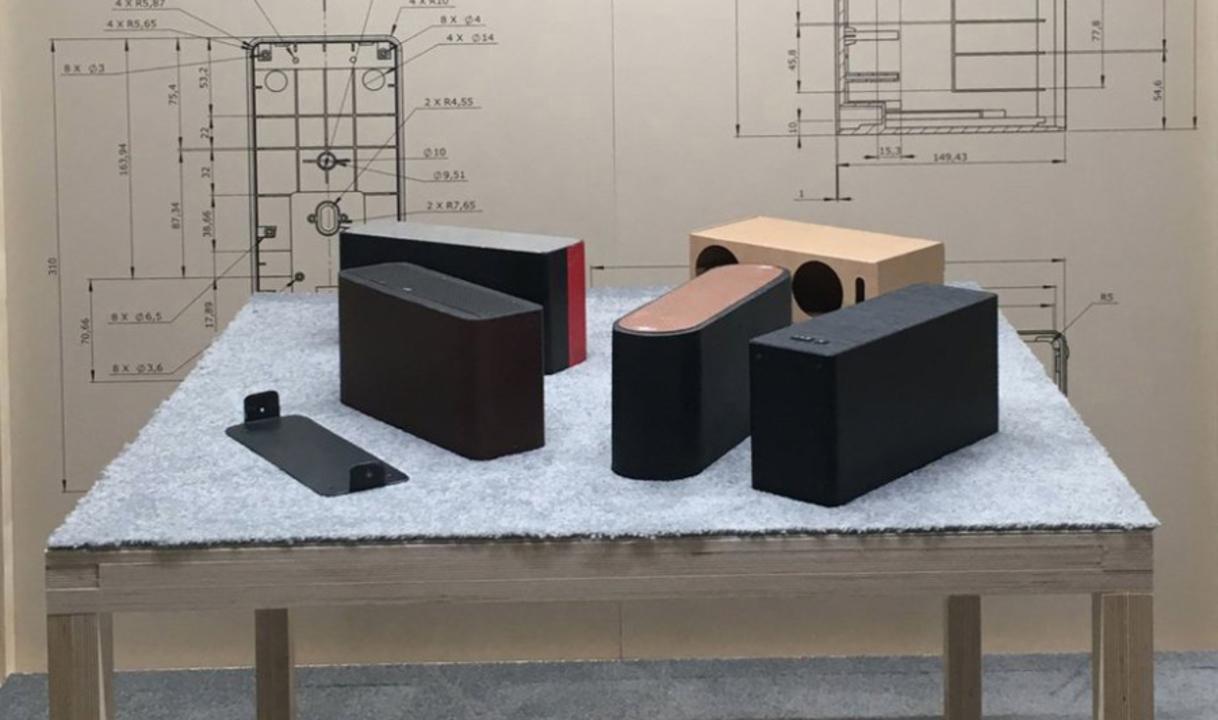 IKEA×Sonos初のプロダクトは、家具に溶け込むスマートスピーカーでした