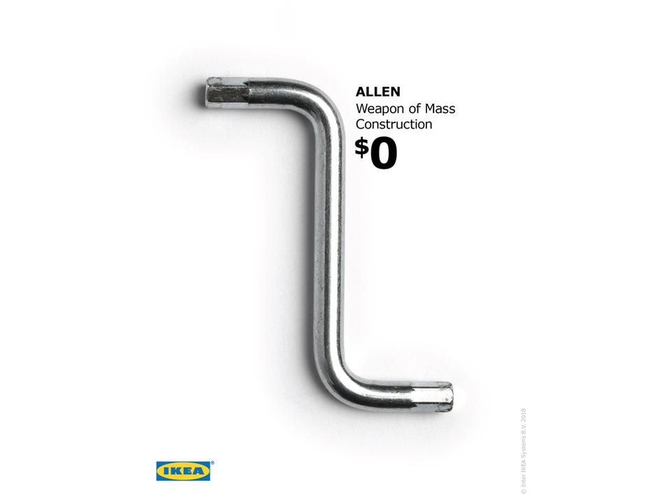 今日、IKEAシンガポールが投稿した写真がとってもステキだった