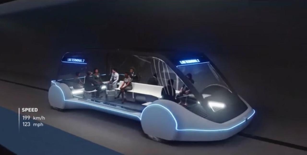 イーロン・マスクが手がける地下トンネル高速交通、シカゴにて契約を勝ち取る