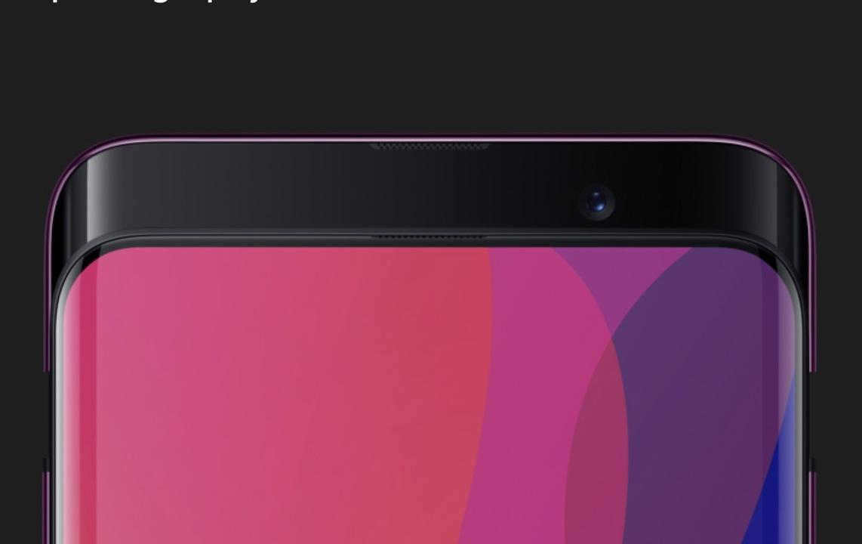 スマホ新時代。OPPOの「Find X」はスライド式カメラ搭載の全画面デザイン