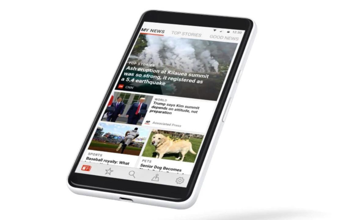 Microsoft、新ニュースエンジン「Microsoft News」発表。人とAIがキュレート