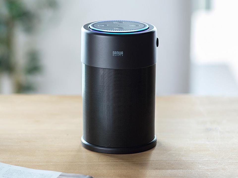 パイルダーオン! Amazon Echo Dotにバッテリーと美声力を増設する専用ギア