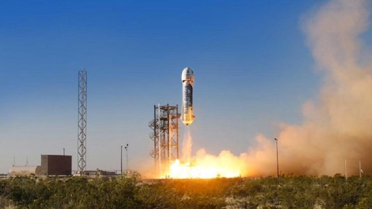 宇宙に行けるぞー! Blue Origin、宇宙旅行のチケットを2019年から発売する予定と発表