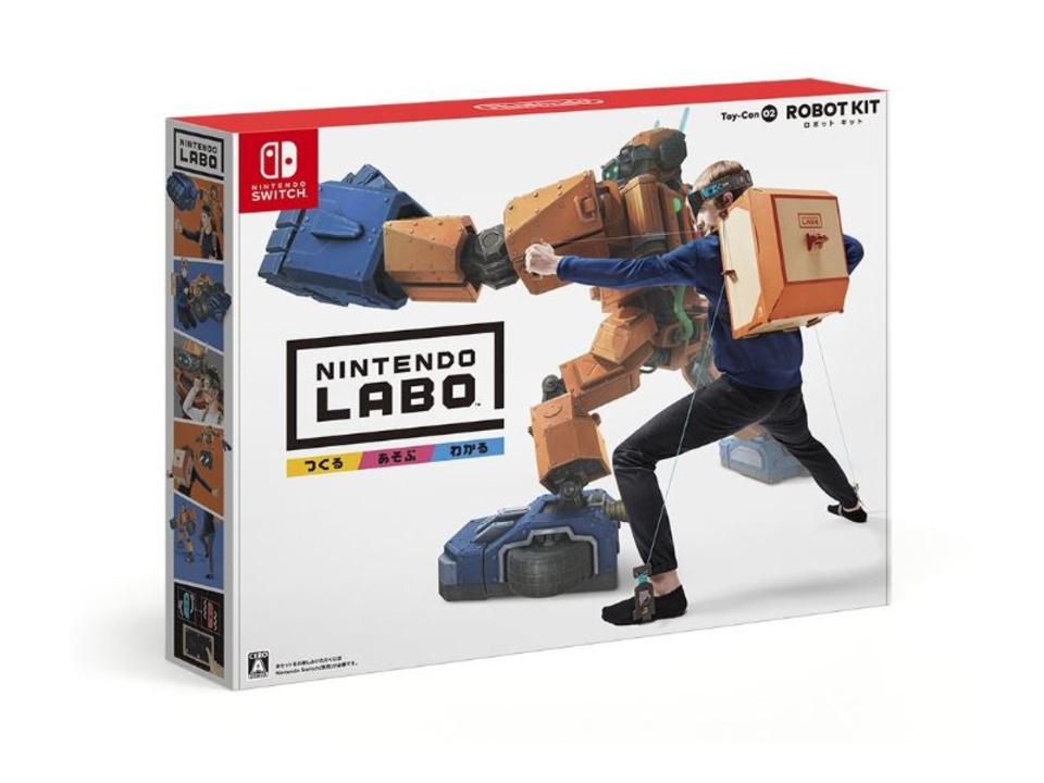 【きょうのセール情報】Amazon タイムセール祭りで最大80%以上オフも! Nintendo Laboのロボットキットや高耐久microSDXCカードがお買い得に