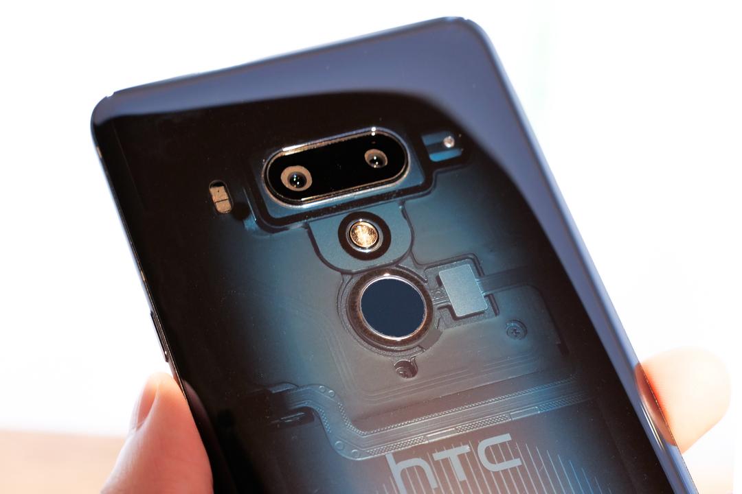 HTC U12+ ハンズオン:これはスマホじゃなくて「ガジェット」だと思う