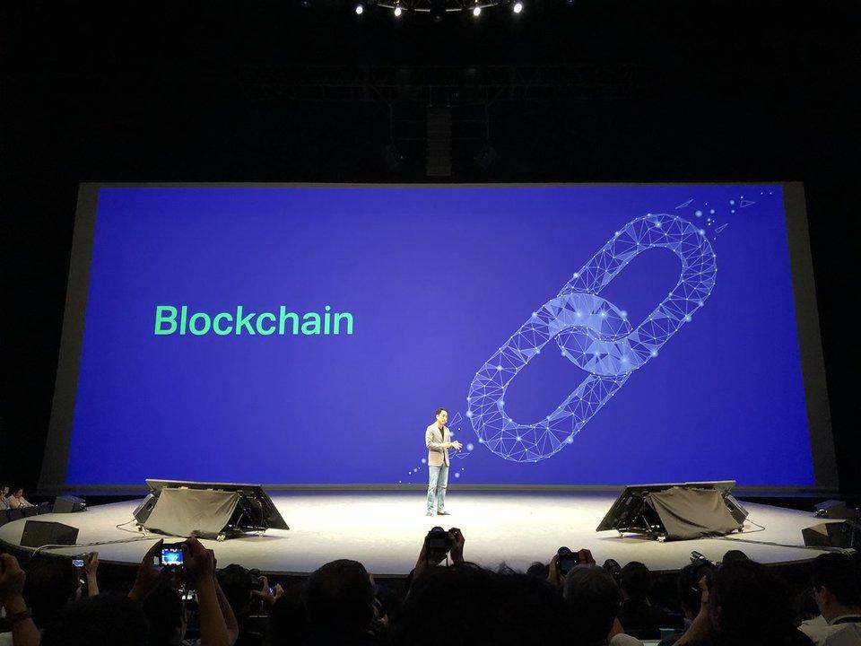 LINEから新たにブロックチェーンのプロジェクト「LINE Token Economy」発表! #LINECONF