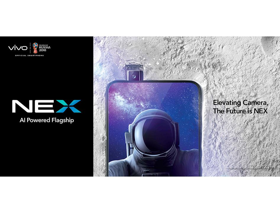 Vivo「NEX」のポップアップ式カメラが動く仕組みをのぞいてみよう