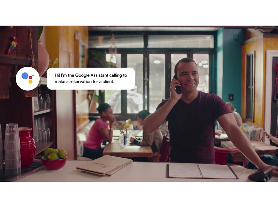 Google アシスタントによる電話予約サービス「Duplex」に、ちょっとイジワルな質問してみた
