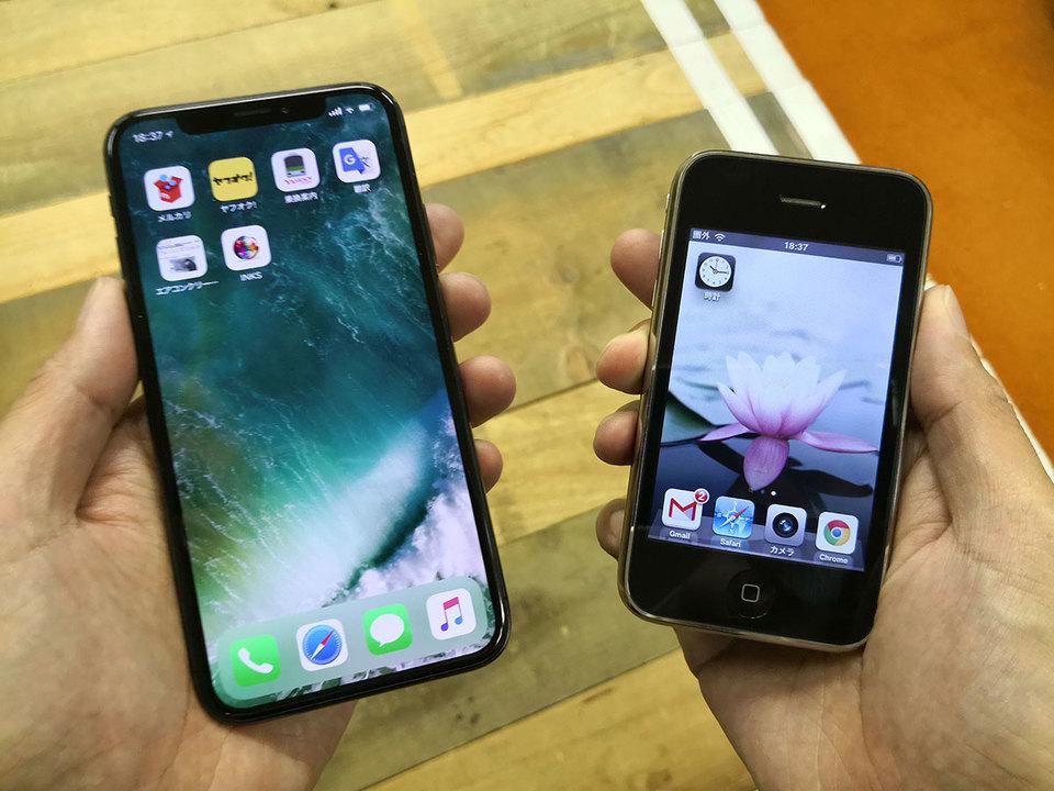 iPhone発売、11年周年記念! ギズモード読者が最初に手にしたiPhoneで最も多かったのは?