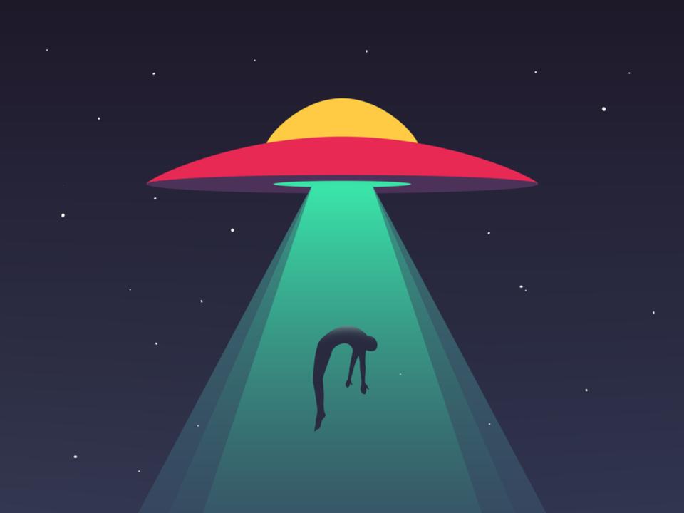 そういえば、写真や動画をすぐ撮れる時代なのに、UFOの目撃数が減っているのはナゼ?
