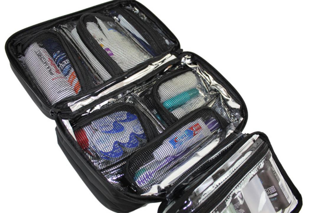 コンパクトで高機能なトイレタリーバッグ「Taskin Xpress」のキャンペーンが開始