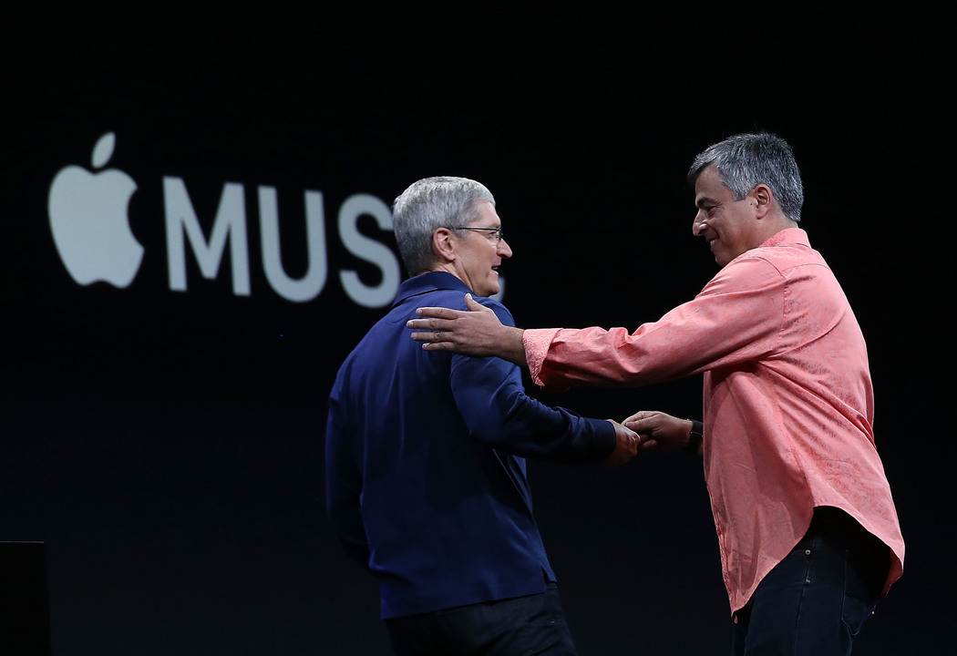 ついにこの日がきた。Apple Musicの米会員数がSpotifyを抜いたとの報告