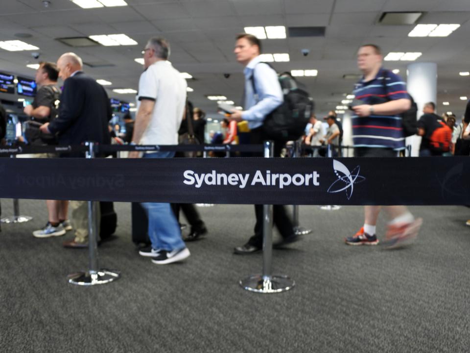 身分証いらないです! シドニー国際空港が、ID代わりの顔認証をテスト導入