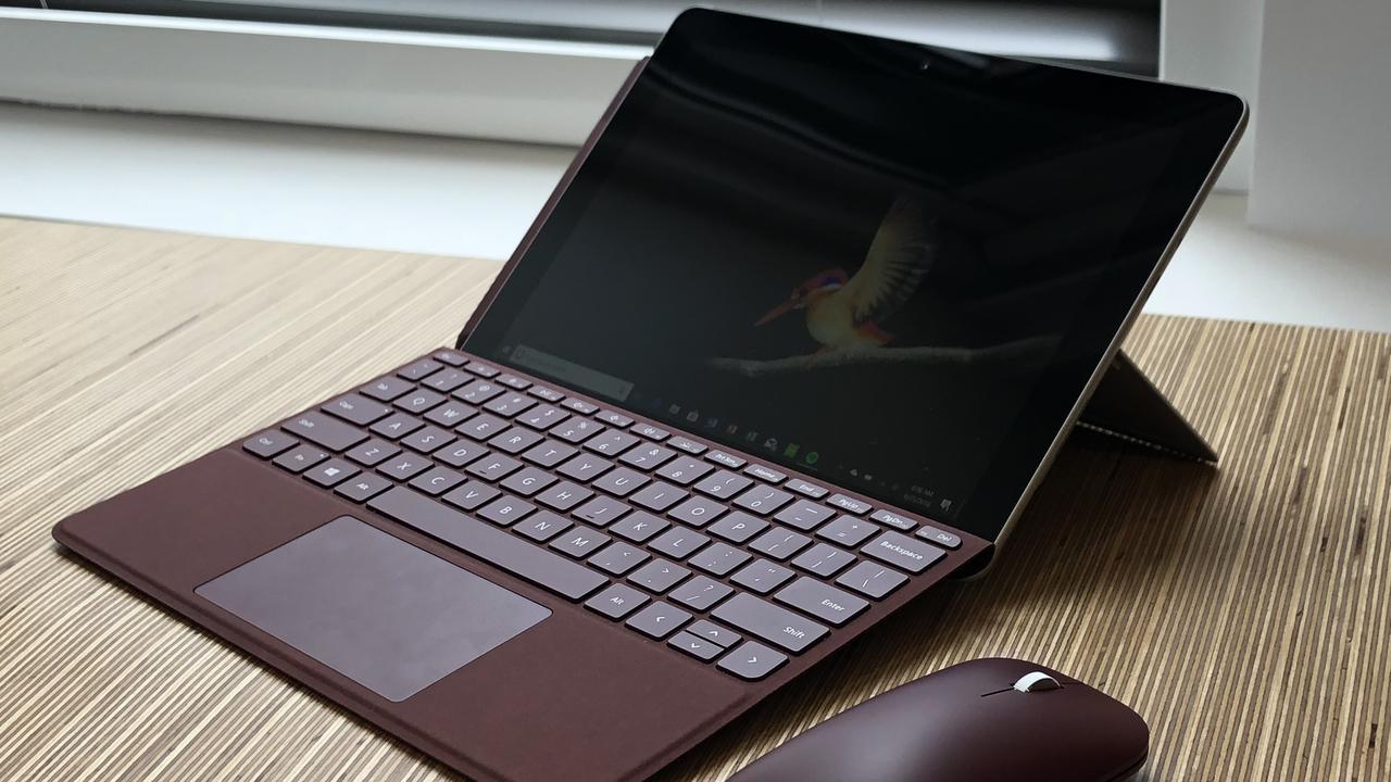 Microsoftが「Surface Go」を発表! 400ドルの低価格モデル!
