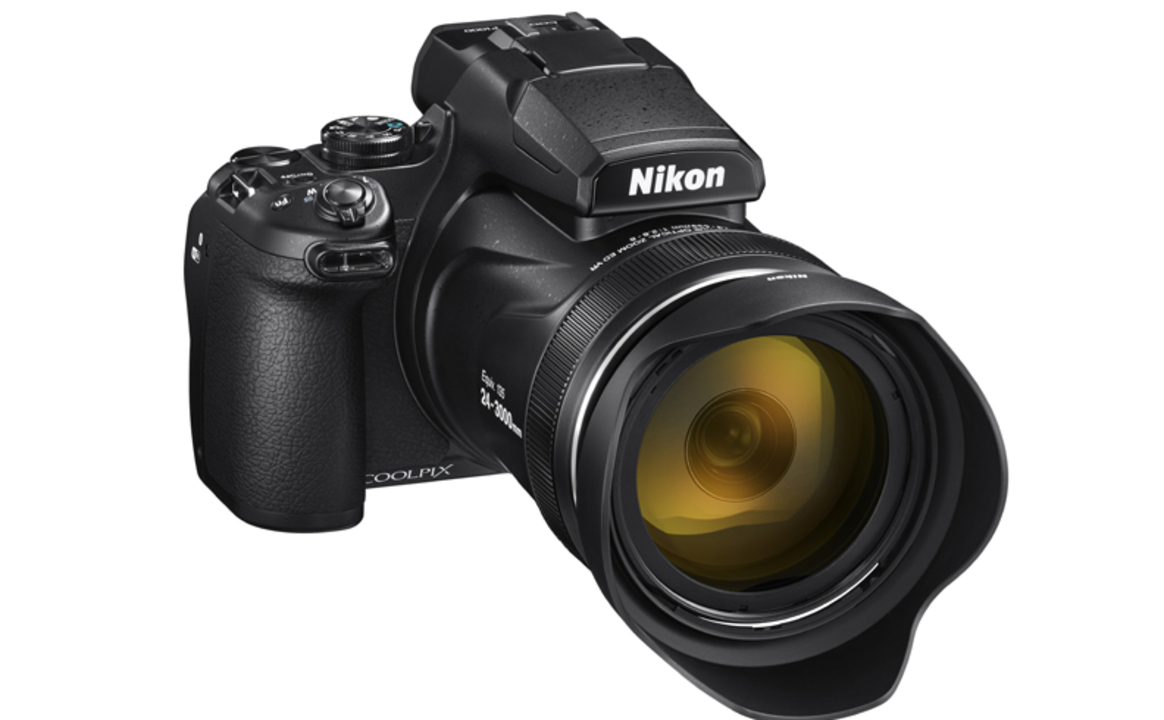 誤植じゃない、24-3000mm。ニコンのネオネオ一眼「COOLPIX P1000」