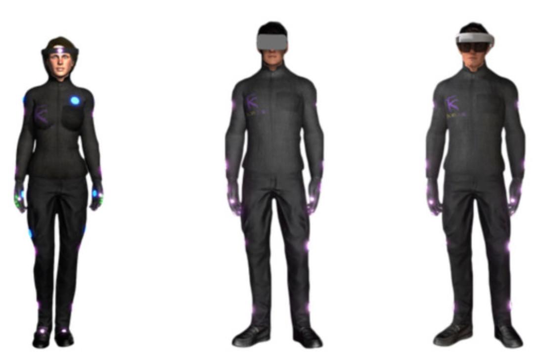VR全身スーツでリアル『レディ・プレイヤー1』の時代がきそう
