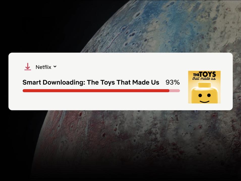 Netflixアプリに「Smart Download」機能が追加。次のエピソードを自動でダウンロードしてくれるよ!