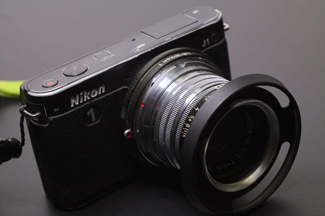 Nikon 1よ永久に…そして(やってくるだろう)新ミラーレスへの期待
