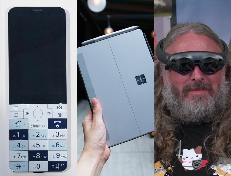 あなたは何のレビューを読みたい? Surface GoもINFOBARも語りつくす、GIZMODO TVは今夜19時から配信!!