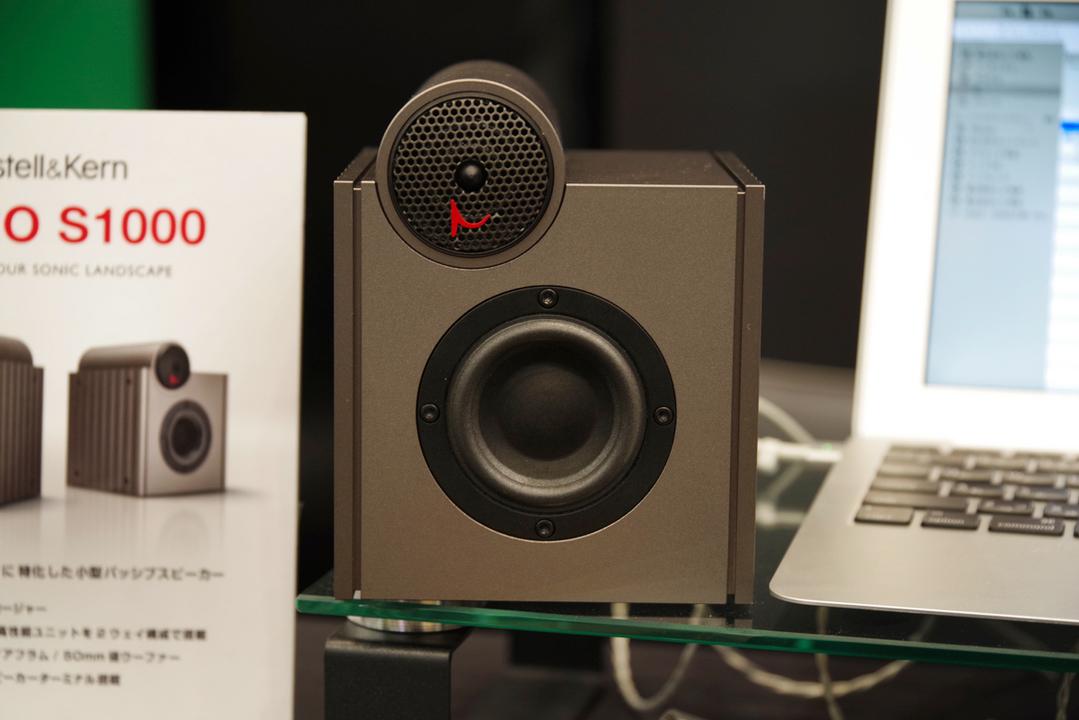 Astell&Kernのデスクトップスピーカーとアンプは、音もルックスも超クール! #ポタフェス