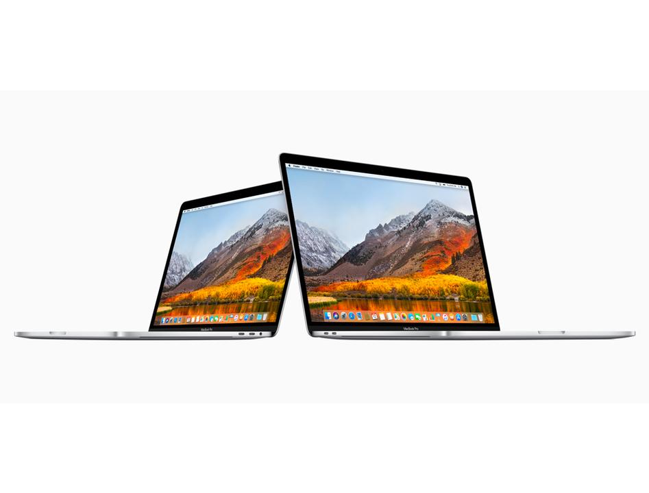 新MacBook Pro、キーやトラックパッドをタッチするだけで起動できます