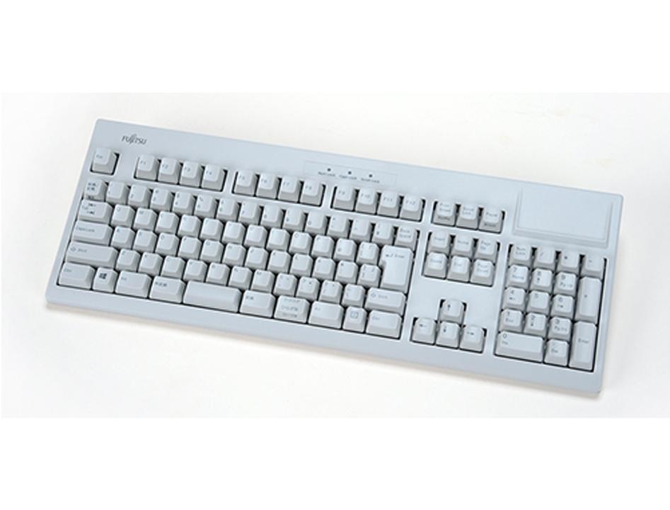 深みと柔らかみがある素敵タッチなキーボードが復活