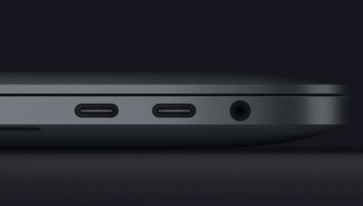 新型13インチMacBook Pro、ついに全ポートでフルスピードのThunderbolt 3が使えるように