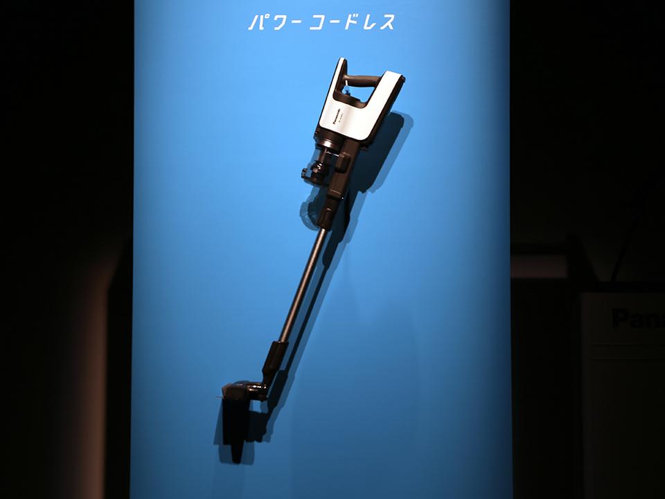 メインとなり得る強ステ掃除機。パナソニック「パワーコードレス」発表