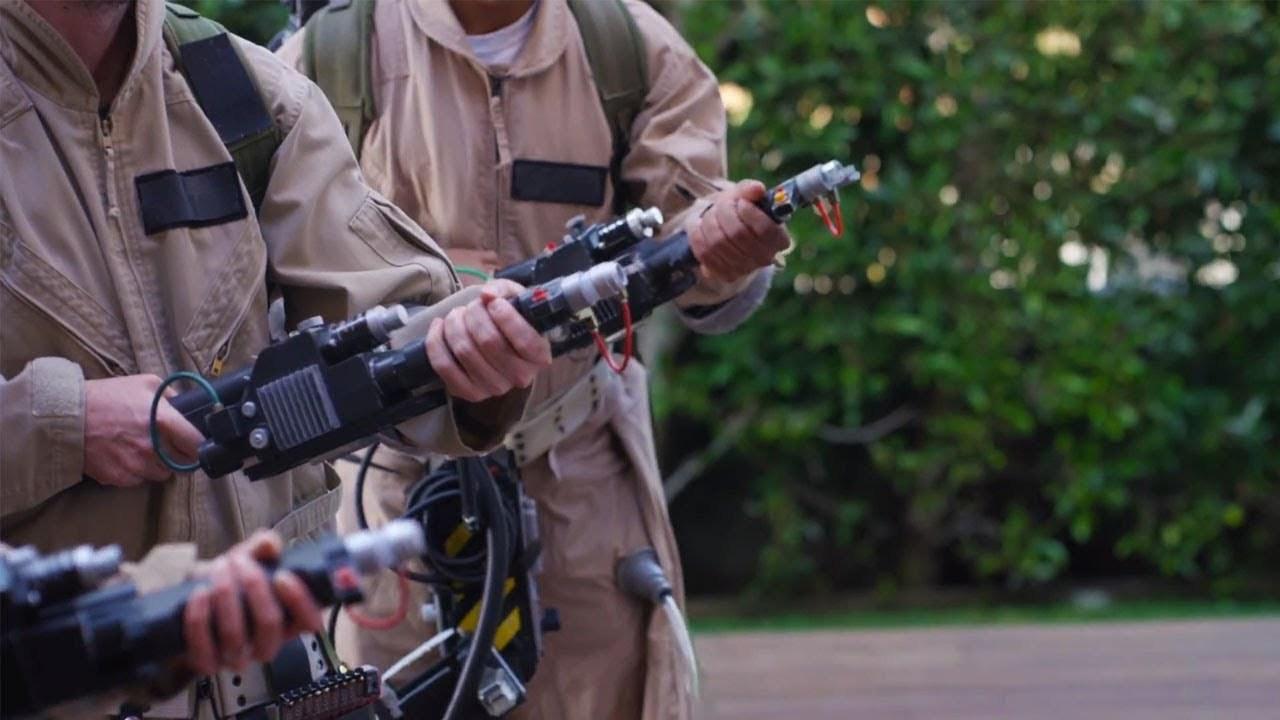 映画『ゴースト・バスターズ』のスマートフォン用ARゲーム、年内にリリース決定!