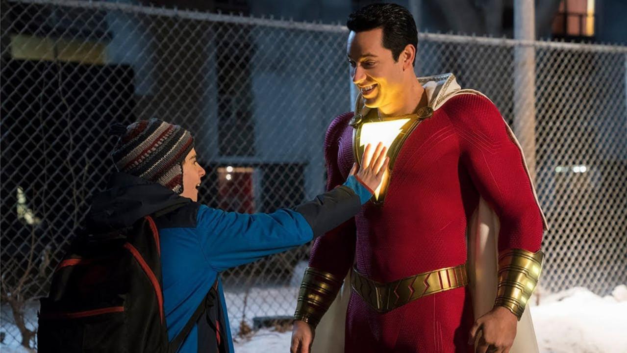 見た目は大人、中身は子ども! DCコミックスの変身ヒーロー映画『Shazam!』予告編