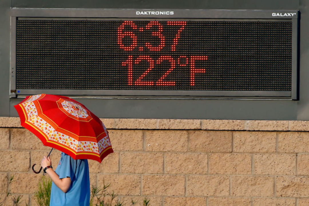 飛行機も飛べない。気温50度をこえたアメリカの暑すぎエピソードまとめ
