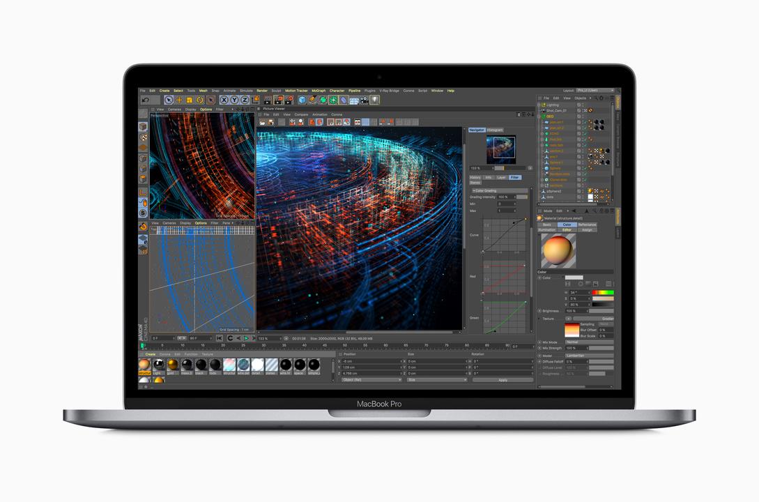 新MacBook Pro、OSのアップデートでパフォーマンスが復活!