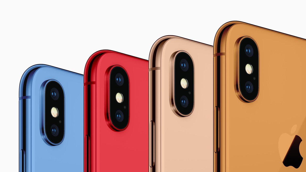 新型iPhone、6色展開もレッドはナシとの観測