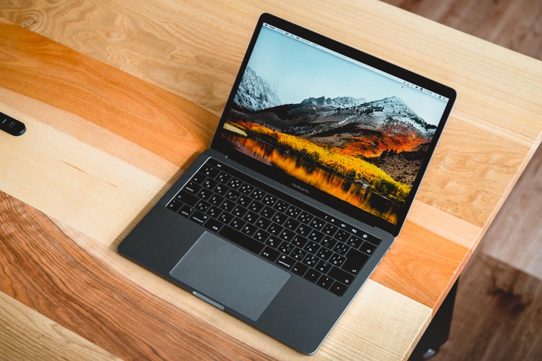 新型MacBook Proインプレッション:クアッドコアとeGPUで13インチの時代が来た