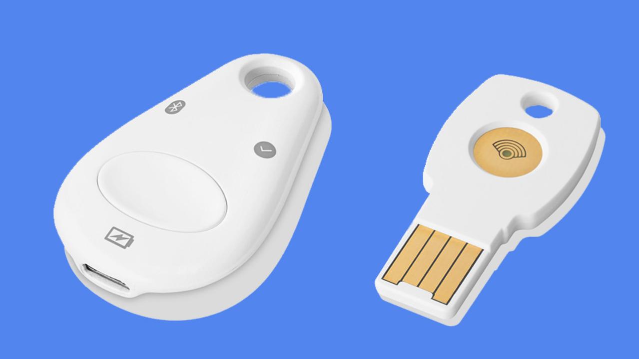 Google、2段階認証のための「物理セキュリティキー」を発表。今後、個人ユーザーにも発売へ