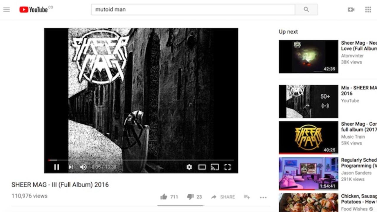 YouTube、さまざまな動画のアスペクト比に対応する新仕様に