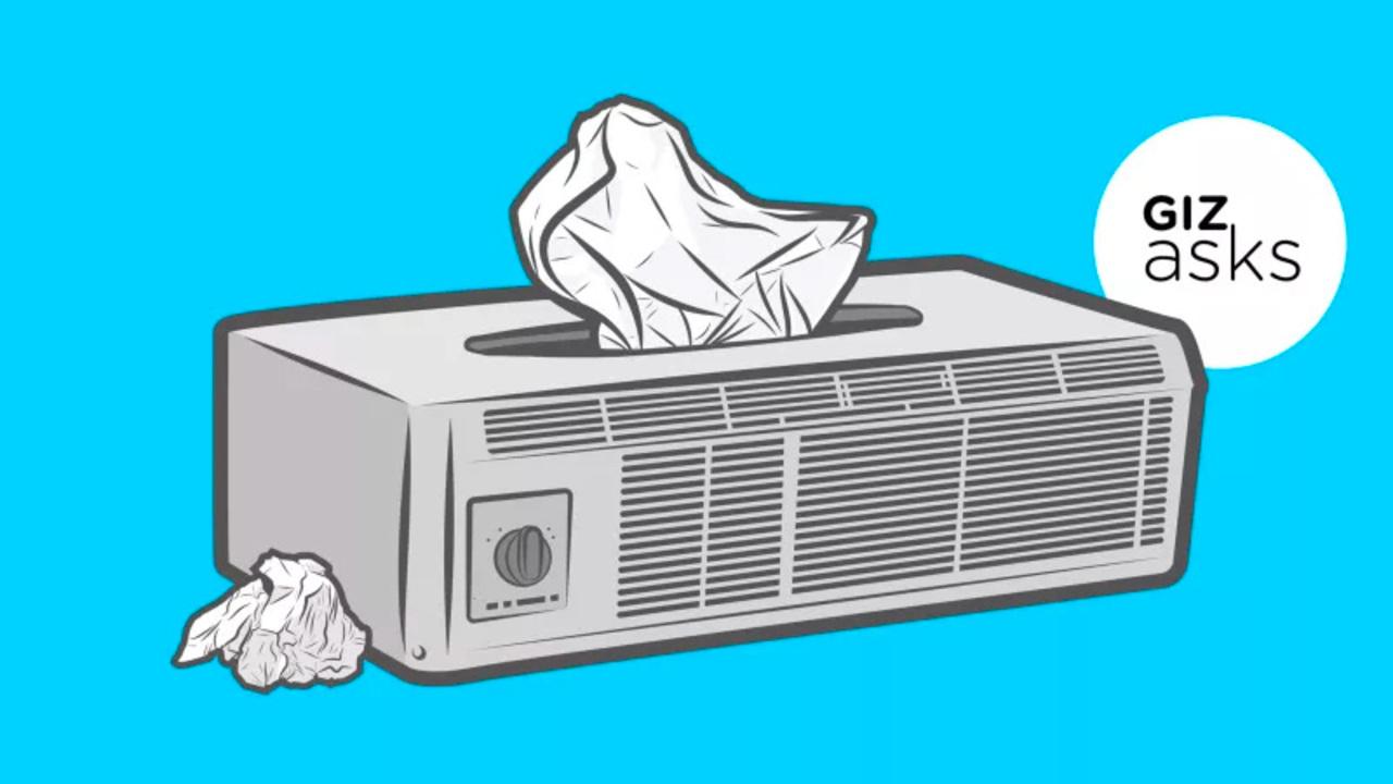 エアコンで病気になることってある?