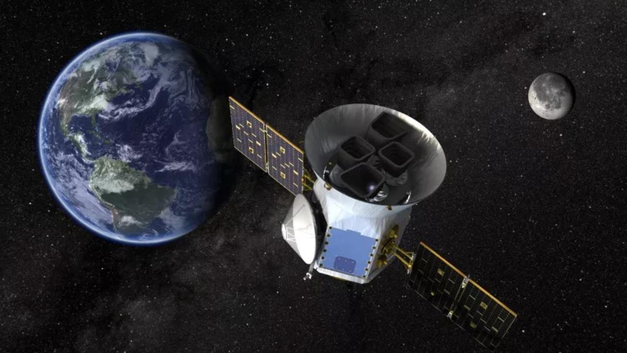 NASAの新衛星TESSが系外惑星の探索を開始