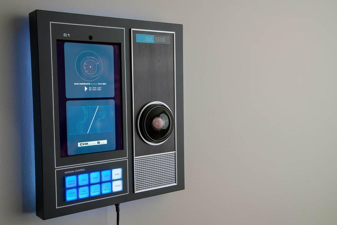 あの声で喋る! 完全再現された「HAL 9000」Bluetoothスピーカー
