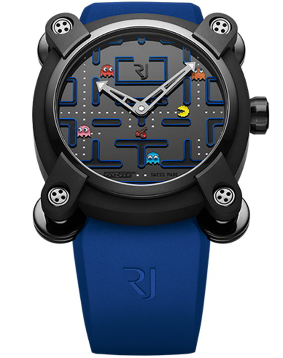 真ん中にチェリー。ロマン・ジェロームから205万円の高級『パックマン』腕時計が登場