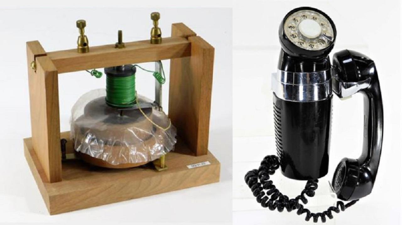 アメリカの電話史に残る発明品の数々がオークションに