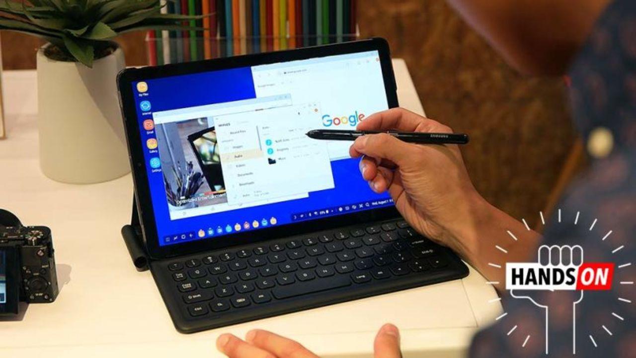 Galaxy Tab S4ハンズオン:非常に有能な端末。でも価格とスペックが微妙…(今のところ)
