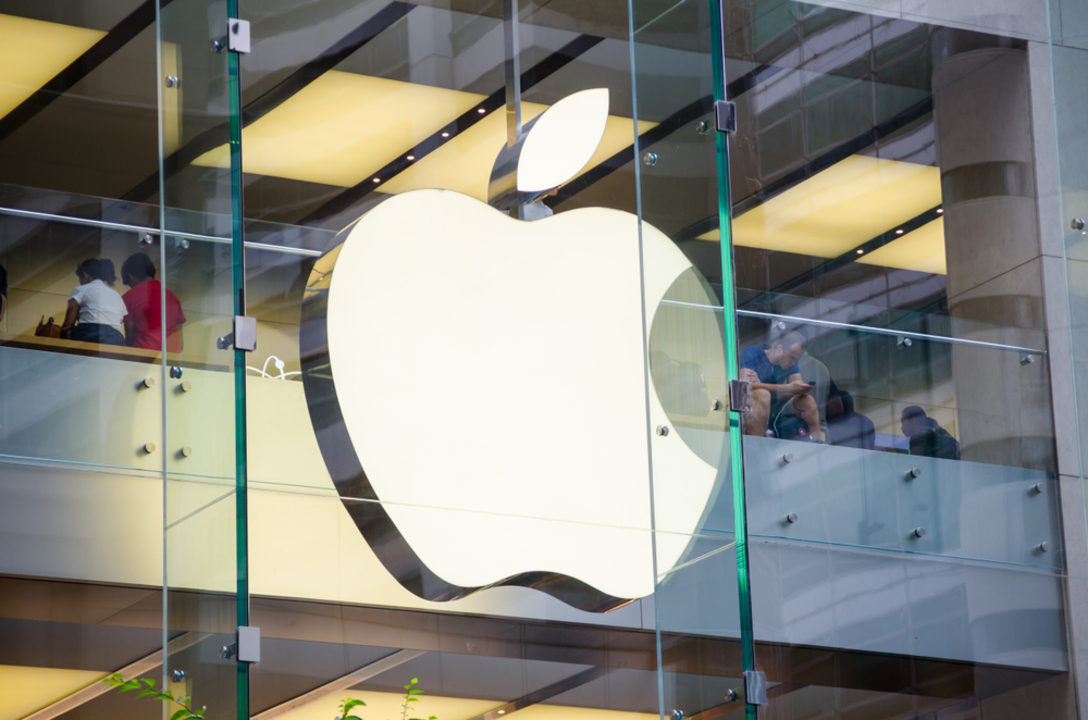 Apple、米企業初の1兆ドル企業に成長