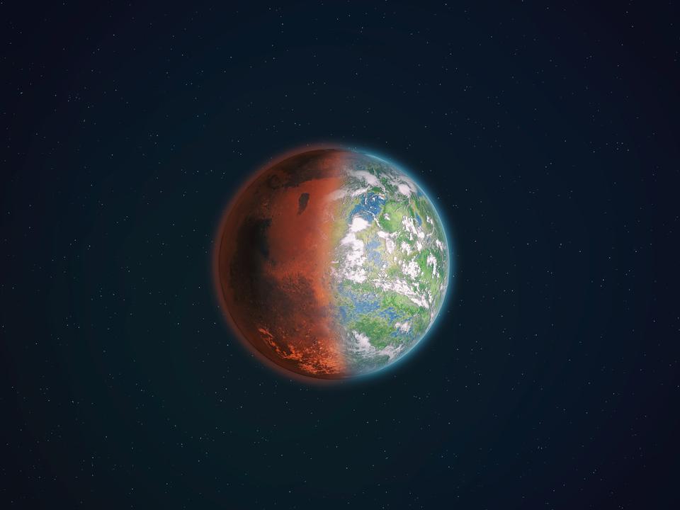 NASA「ん? 火星を地球化するテラフォーミングは今の技術じゃ無理だよ」