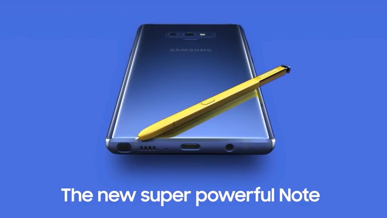 Sペンとカメラはどこまで進化する?Galaxy Note9の発表をリアルタイムで観よう!【時間訂正しました】