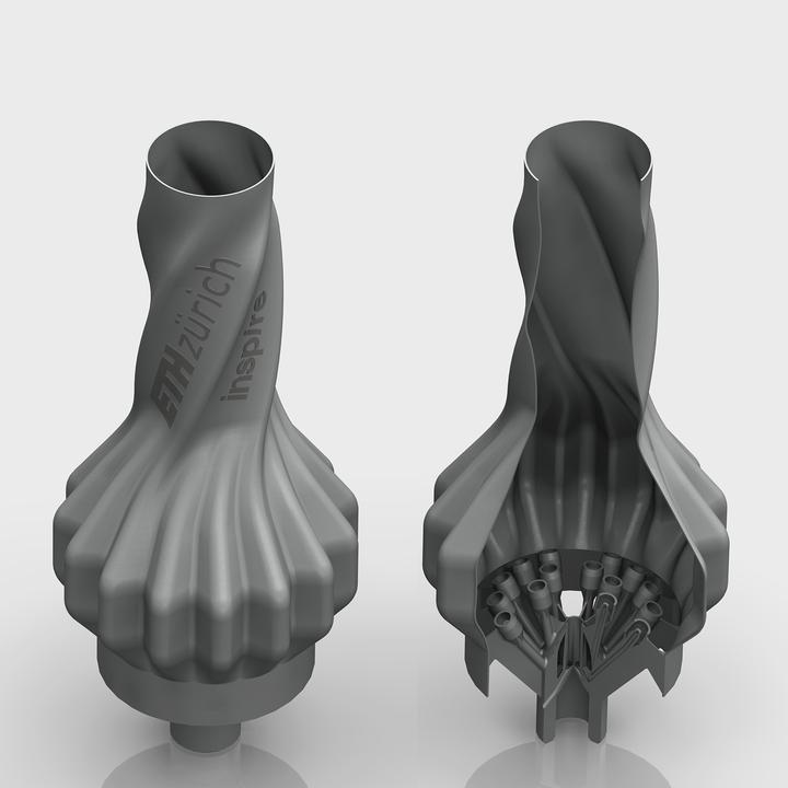 ダイソンじゃないよ?3Dプリントされたアウトドア用防風・高熱効率コンロが美しい