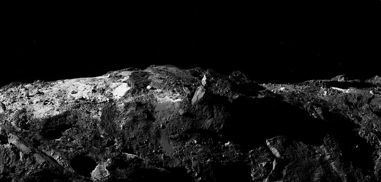彗星に立ったらこんな感じかも?天文アマチュアが生み出す「宇宙アート」が息をのむ美しさ