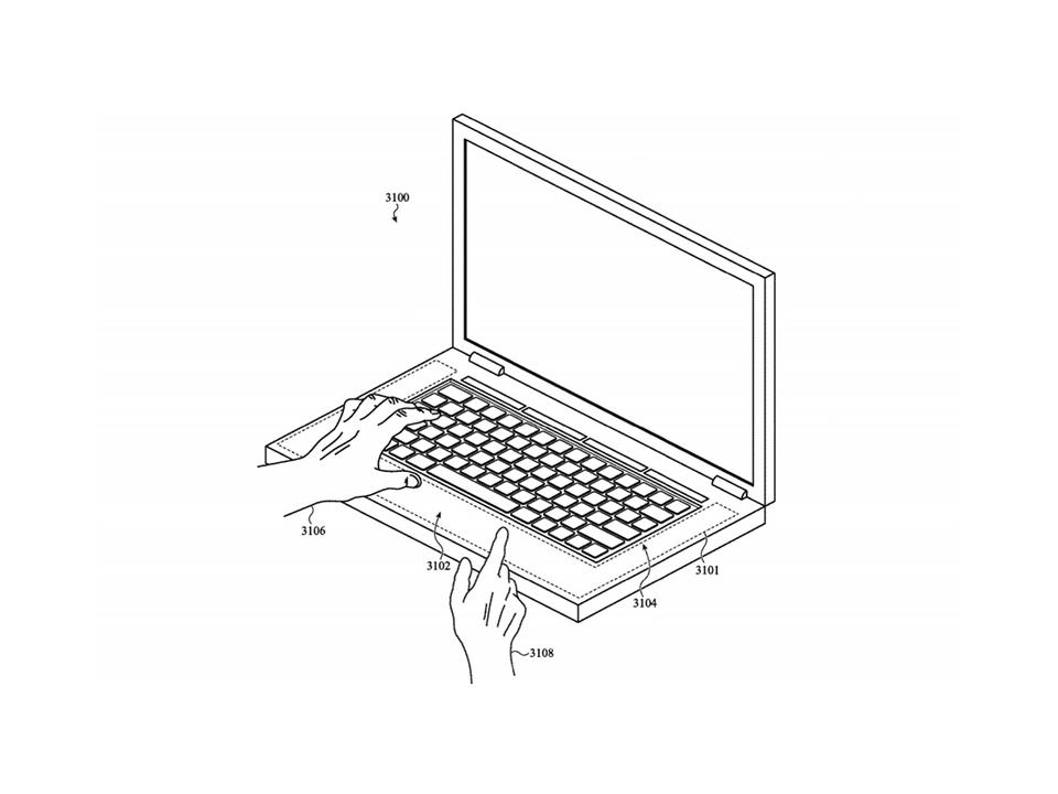 特許から読み解く、Appleが考える未来のキーボード