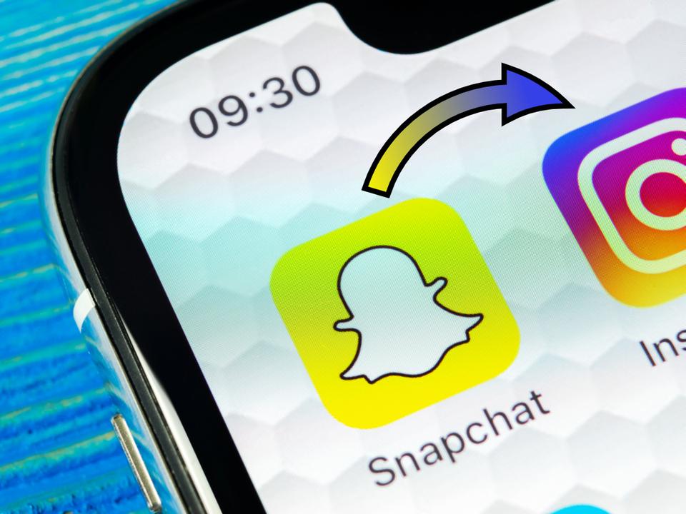 初のユーザー数減少。Snapchatの存在感、急激に薄まる